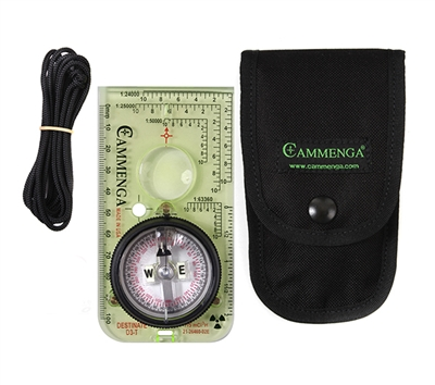 Rothco Cammenga Destinate Compass - 444