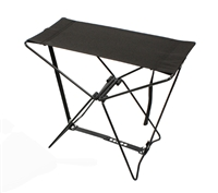 Rothco Black Folding Camp Stool - 4474