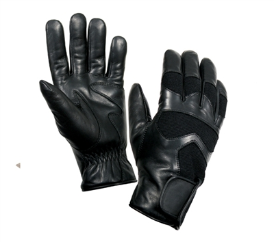Rothco Black Shooting Gloves - 4480
