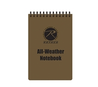 Rothco All Weather Waterproof Notepad- 44800
