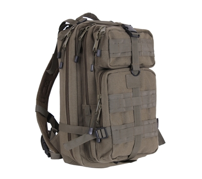 Rothco Olive Drab Tacticanvas Go Pack - 45040