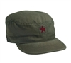 Rothco Olive Drab Red Star Vintage Cap - 4518
