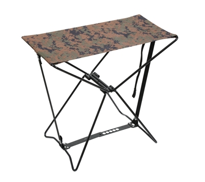 Rothco Woodland Digital Camo Stool - 4547