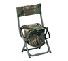 Rothco Deluxe Stool W/back & Pouch - Woodland