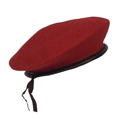 Rothco Red Monty Beret - 45992