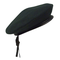 Rothco Monty Beret / Wool - Green