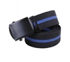 Rothco Thin Blue Line Web Belt - 4644