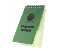 Rothco Waterproof Notepad - 470