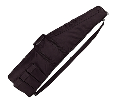 Rothco Black Nylon Rifle Cover - 4807