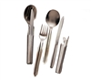 Rothco 4pc Stainless Steel Chow Set - 482