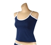 Rothco Womens Blue Casual Tank Top - 4877