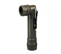 Rothco Olive Drab Angle Head Flashlight - 488