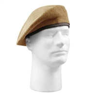 Rothco Inspection Ready Tan Beret - 4939