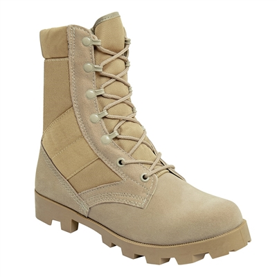 Rothco Desert Tan Military Speedlace Jungle Boots