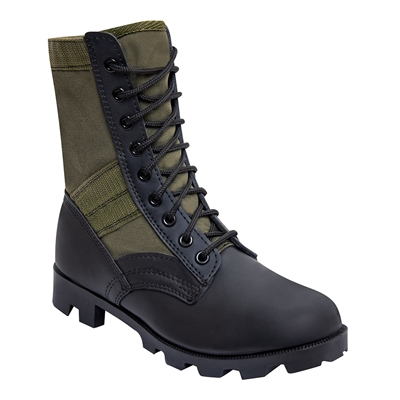 Rothco Mens Olive Drab GI Style Jungle Boots