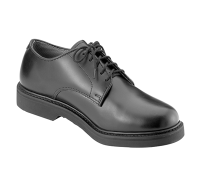 Rothco Soft Sole Military Uniform Oxford Shoes