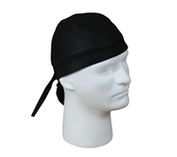 Rothco Black Headwrap - 5133