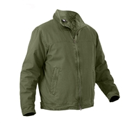 Rothco Olive Drab 3 Season Concealed Jacket - 53385