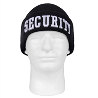 Rothco Black Security Cap - 5342