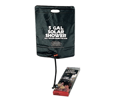 Rothco Five Gallon Solar Camp Shower - 540