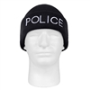 Rothco Black POLICE Acrylic Watch Cap - 5443