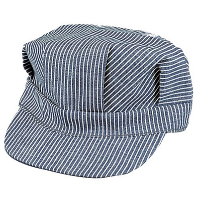 Rothco Hickory Striped Engineer Cap