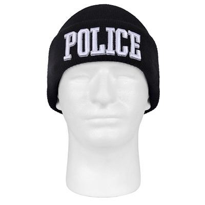 Rothco Police Watch Cap - 5449