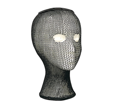 Rothco Black Spandoflage Head Net - 5513