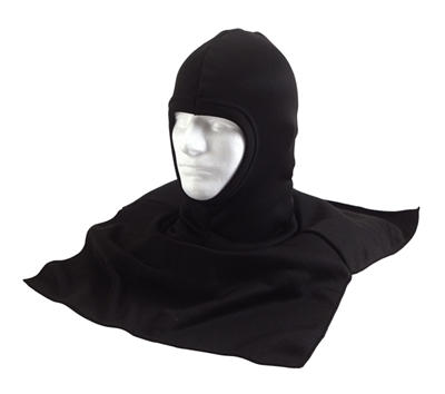 Rothco Black Balaclava with Dickie - 5522
