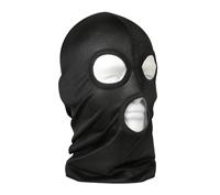Rothco Black 3 Hole Facemask - 5563