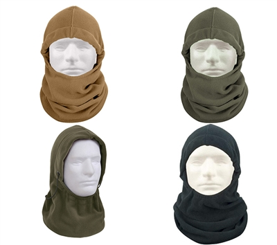 Rothco Polar Fleece Adjustable Balaclava - 5585