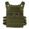 Rothco Olive Drab Lightweight Plate Carrier Vest 55894