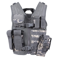 Rothco Kids Tactical Cross Draw Vest - 5598