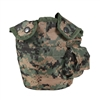 Rothco Digital Woodland Camo Canteen Cover - 565