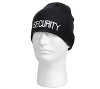Rothco Embroidered Security Acrylic Skull Cap - 56560