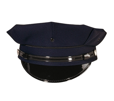 Rothco Navy 8 Point Police Security Cap - 5661