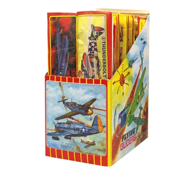 Rothco Foam Wwii Assorted Gliders - 578