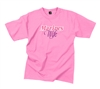 Rothco Marines Wife Pink T-shirt - 5792