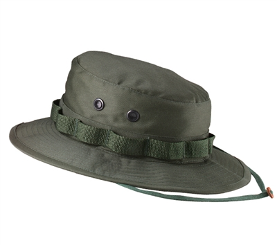 Rothco Olive Drab Rip Stop Boonie Hat - 5823