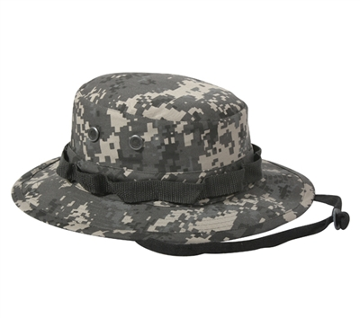 Rothco Subdued Urban Digital Camo Boonie Hat - 5839
