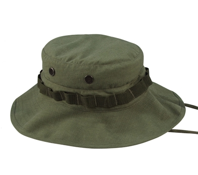 Rothco Olive Drab Vintage Boonie Hat - 5910