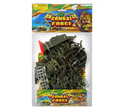 Rothco Combat Force Soldier Play Set - 592
