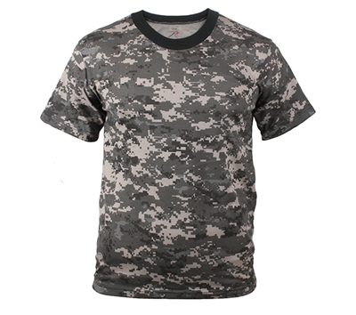 Rothco Subdued Urban Digital Camo T-Shirt - 5960