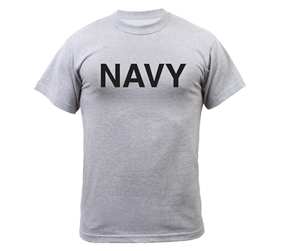 Rothco US Navy T-Shirts - 60010