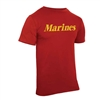 Rothco Red Marines T-Shirt - 60163