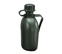 Rothco Olive Drab 1 Qt Canteen With Clip - 610