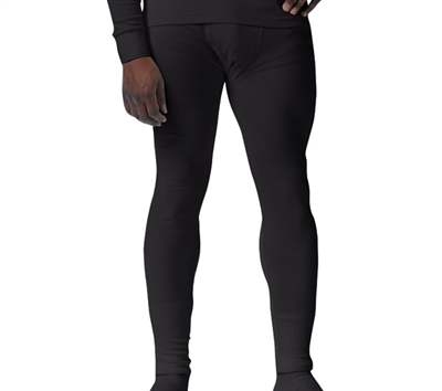 Rothco Black Fire Retardant Bottoms - 61010