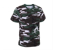 Rothco Concrete Jungle Camo T-Shirt - 61080