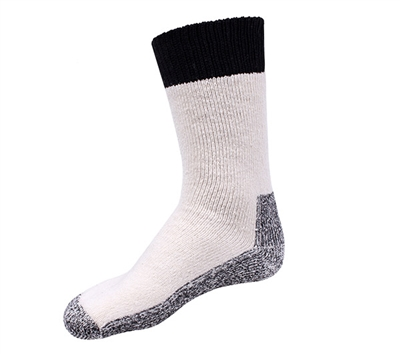 Rothco Natural Thermal Boot Socks - 6149