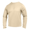 Rothco Sand Silk Weight Top - 62020